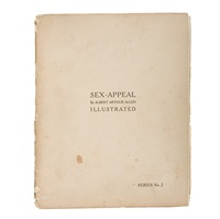 sex-appeal series no. 2 (portfolio of 14) by albert arthur allen