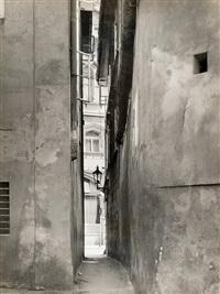 ulička ve městě by miroslav hák