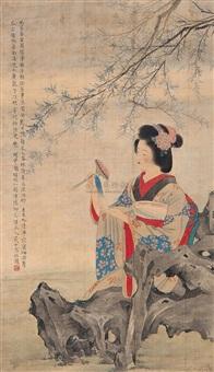 figure by liu eshi