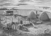 bill penney's farm by frances avery