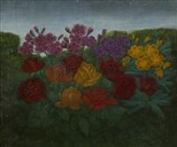fleurs by andré bauchant
