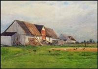la ferme by william brymner