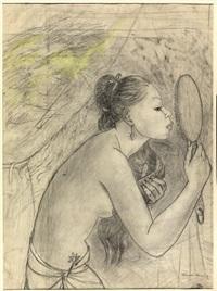 allo specchio by gemma vercelli