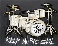 keep music evil by pure evil