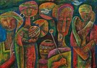 gathering by martin qgibinsizi tose