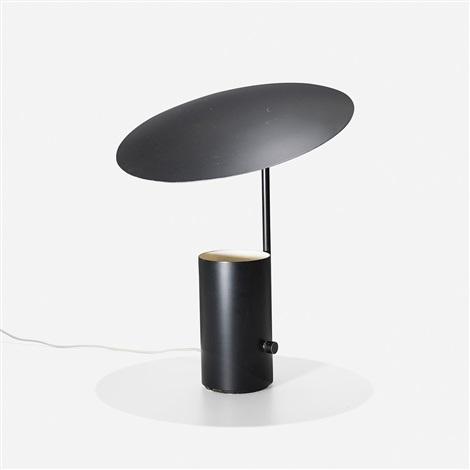 Half Nelson table lamp by George Nelson & Associates on artnet