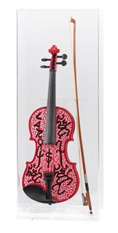 violin by la ii (angel ortiz)