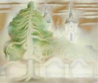 želivský klášter by jindrich hegr