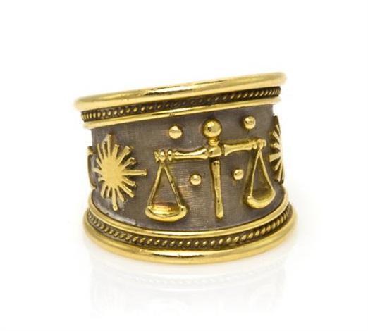 ring by elizabeth gage