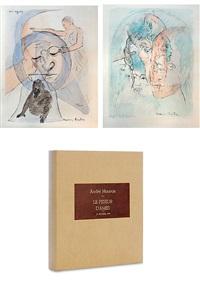 le peseur d'âmes (bk. w/9 works) by francis picabia