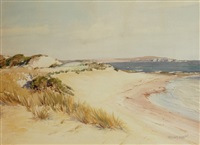 seascape by harold brocklebank herbert