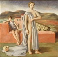 figure nel paesaggio by paola gandolfi