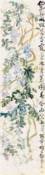 紫藤 by chen banding