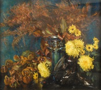 bouquet automnal by berthe art