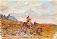 riders by jaroslav jares