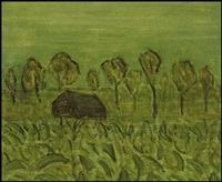 p.e.c. barn and corn by barker fairley