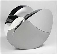 rolling volume chair by ron arad