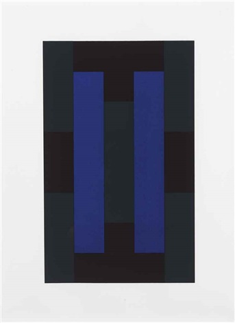 untitled 9 others 10 works by ad reinhardt