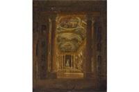 im palazzo colonna by eduard von heuss