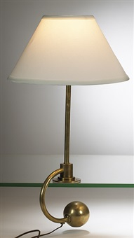 counter-balance lamp by william lescaze