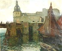 concarneau la ville close by georges bouillon
