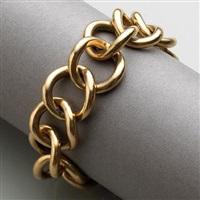 link bracelet by emma