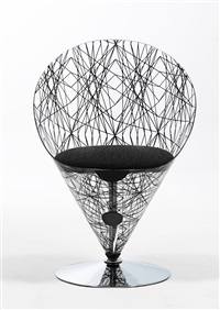 cone chair vp 01 type c by verner panton