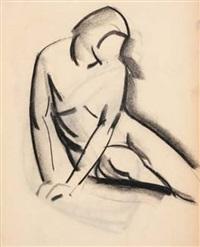 nu cubisant by serge fotinsky