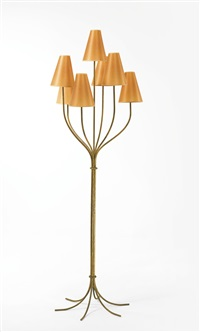 persan floor lamp by jean royère