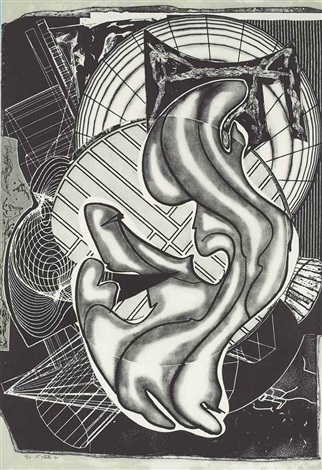 stubb and flask kill a right whale from moby dick engravings by frank stella