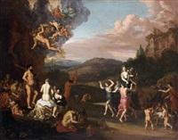 les dieux et déesses de l'olympe by daniel vertangen