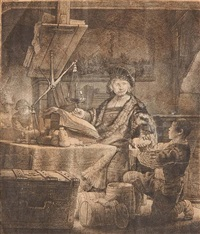 jan uytenbogaert, receiver - general by rembrandt van rijn