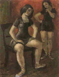 the ballet school by jack carrington smith