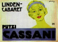 linden-cabaret putzi cassani by jo steiner