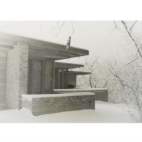 frank lloyd wrights clarence sondern house kansas city missouri 2 works by pedro e guerrero
