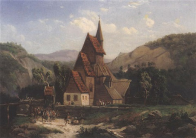 nosk hoytidsfest by ernst aschenbach