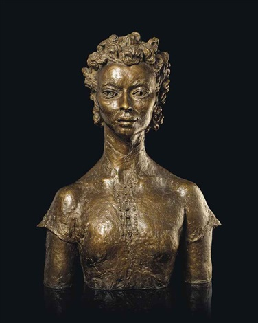 rosemary carver by sir jacob epstein