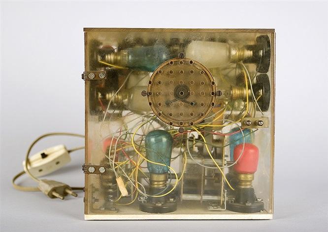 leuchtkastenobjekt by klaus geldmacher