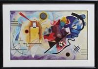 untitled iv by wassily kandinsky