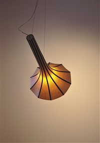 grappa 75 pendant lamp by aviad petel