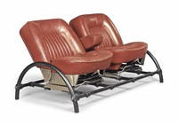 rare rover settee by ron arad