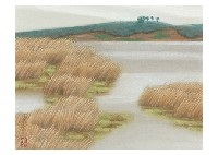 landscape by sokyojin kobayashi