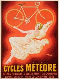 cycles météore by edouard courchinoux