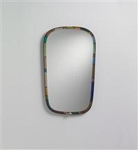 rare mirror by fontana arte