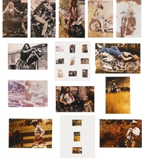 cowboys & girlfriends by richard prince