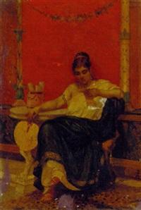 a reverie by phoebe anna traquair