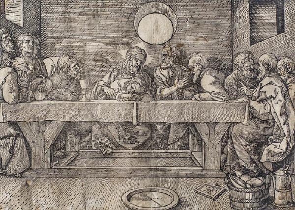 la cène by albrecht dürer