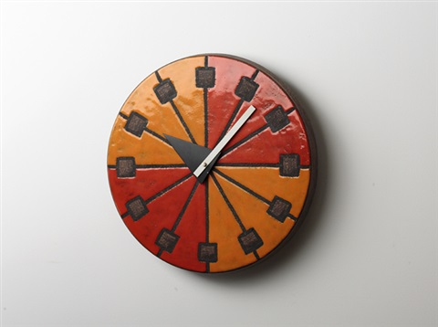 wall clock by arthur umanoff