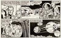 buck danny - pilote d'espace by victor hubinon
