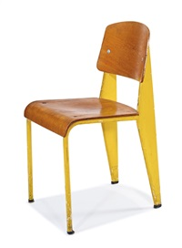 standard chair by jean prouvé
